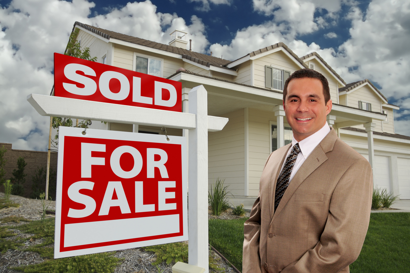Get rid of your mortgage by a quick sale of your home before your lender forecloses.